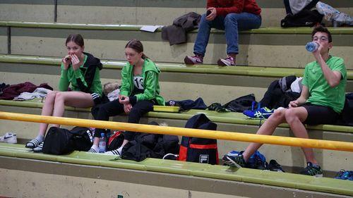 Hallenmeisterschaften der Region Mitte - Athleten der LG Fulda und des TV Flieden stark unterwegs