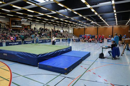 Hallen-Kreismeisterschaft in Neuhof