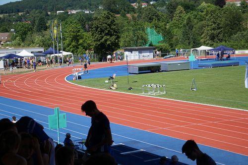 Süddeutsche Meisterschaften Aktive/U18 in St.Wendel