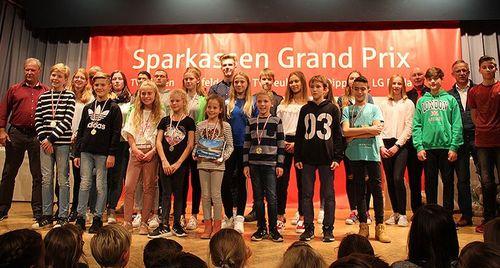 Sparkassen Grand Prix – TV Flieden erneut Mannschaftssieger