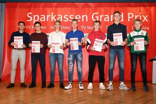Sparkassen-Grand-Prix – Große Siegerehrung in Johannesberg