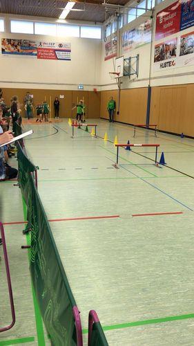 Kreis-Hallenmeisterschaften der Kinderleichtathletik - Das macht Spaß auf mehr!