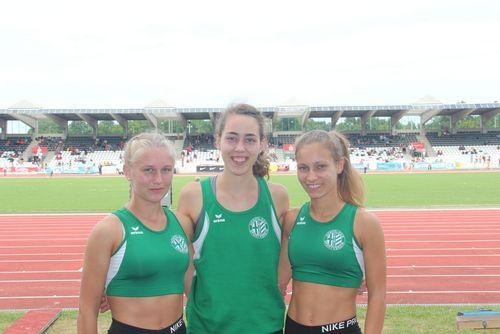 Leichtathletik-DM der U20/18 in Ulm