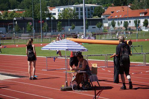 Hessische Meisterschaften U20 und U16 in Gelnhausen