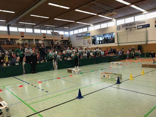 """Ausbildung zum """"Trainerassistent Kinderleichtathletik"""" am 04./05.12.2021 in Hünfeld"""