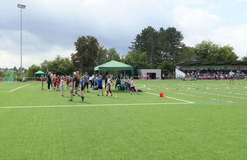 Kinderleichtathletik-Kreismeisterschaften in Hünfeld - Ein toller Tag!