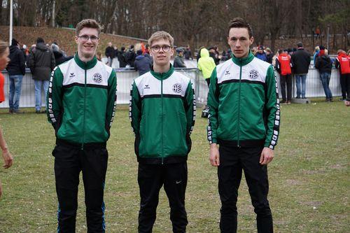 Deutsche Crosslauf-Meisterschaften; Platz