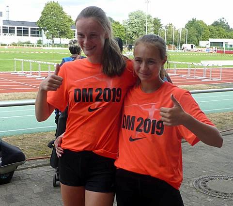 Deutsche Blockmeisterschaften in Lage